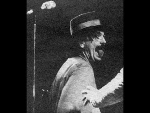 Captain Beefheart & The Magic Band - Live at Vrije University, Brussels 11/05/80