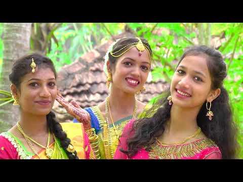 Akshatha & Mahendra Wedding Highlights HD By Harish Digitals Thekkatte