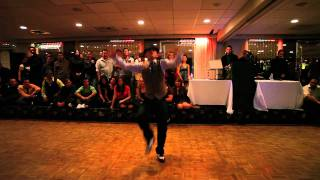 [Salsa Hip Hop Performance] Top Male Salsero Competition @ Steven's Steakhouse