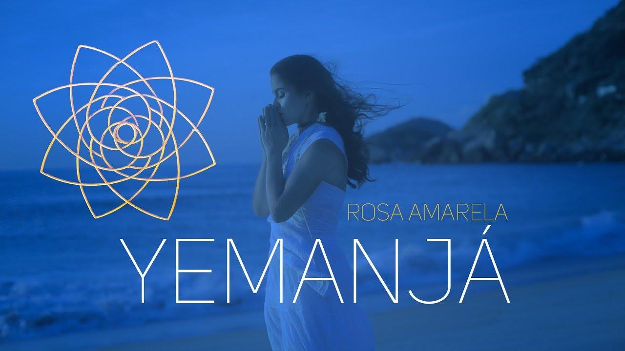 YEMANJÁ - Rosa Amarela