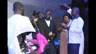 « Battré » extraordinaires, l'argent coule à flot au Dînée de Gala de Pape Diouf en Gambie...