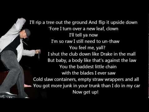 Eminem - W.T.P. Lyrics [HD]