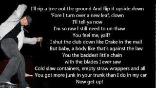 Eminem W T P Lyrics HD