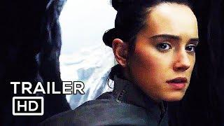 STAR WARS 8: THE LAST JEDI Final Trailer NEW (2017) Daisy Ridley, Mark Hamill Sci-Fi Movie HD