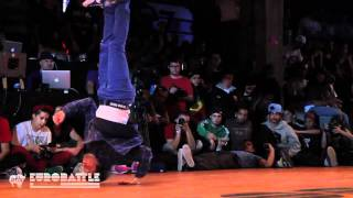 Bboy Bruce Almighty (Momentum Crew) Judge Demo | Eurobattle 2011 | Porto, Portugal
