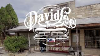 David Lee Mini Doc Series - Letters from Home