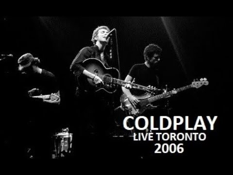 Download Coldplay Live in Toronto 2006 (HD 1080p) full concert