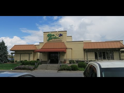 Lunch at Olive Garden – Lexington, KY 9/12/15