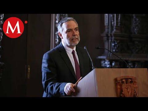 Alfonso Ramírez Cuellar, nuevo presidente interino de Morena