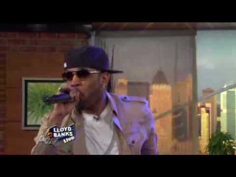 Lloyd Banks - Beamer Benz Or Bentley LIVE ( @ WPIX 2010)