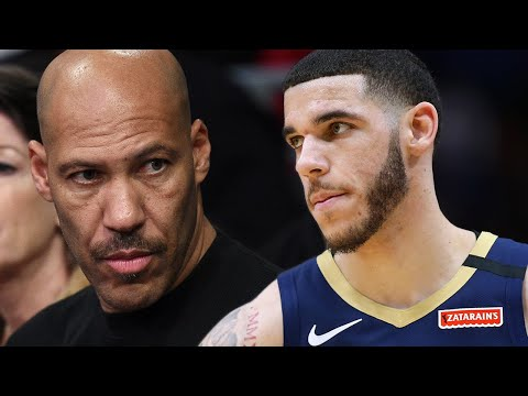 Lonzo Ball Separates Himself COMPLETELY From Big Baller Brand, Start Competing Clothing Line
