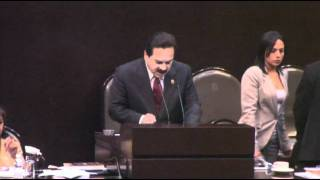 DIP  ROBERTO PÉREZ DE ALVA B  POSICIONAMIENTO SITUACION POLITICA DEL PAIS