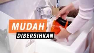 TWINBIRD SSSENSTORM CLEANER | A Handheld Dustbuster & Blower - Oshop