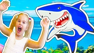Baby Shark 🦈Kids Song & Nursery hymes Baby Song Baby Shark Song Dance