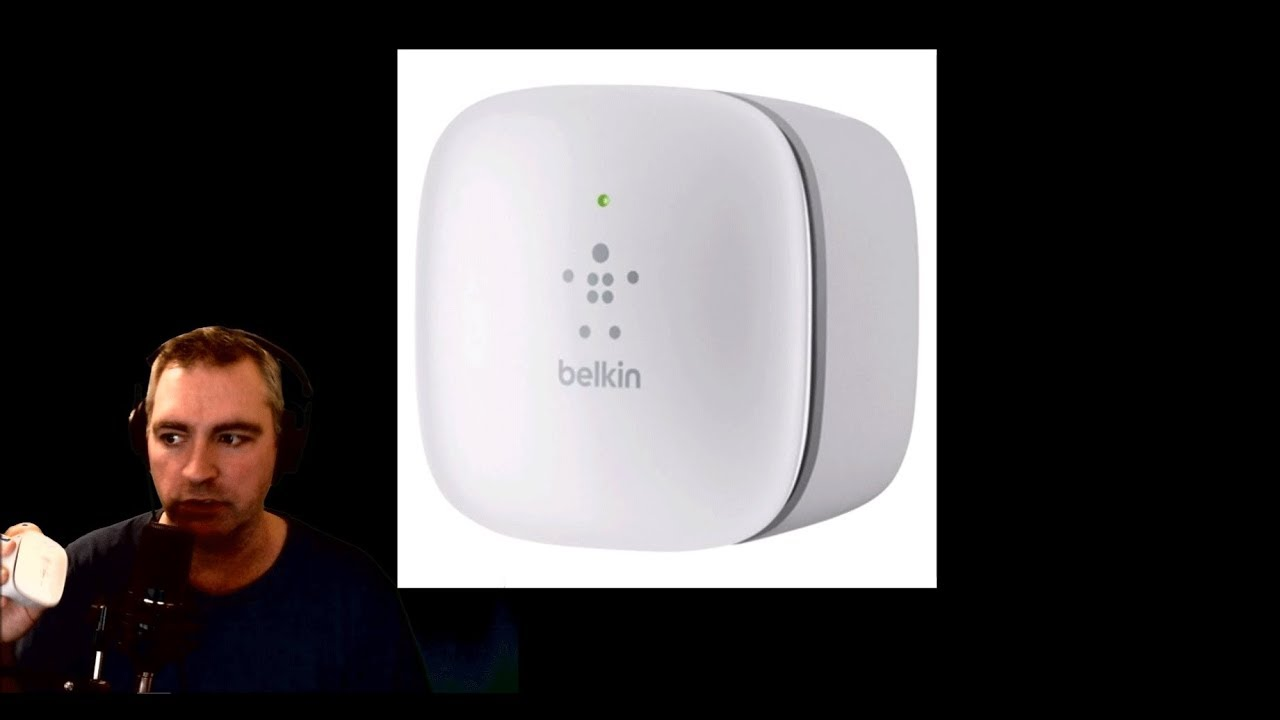 belkin hook up