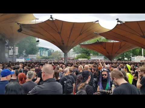 Combichrist    Sent to destroy  Amphi Festival 2017