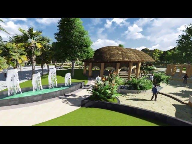 Bataan Ornithological and Tourism Complex - Architectural Walkthrough Presentation