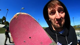 WORST BOARD AT THE PARK | FREMONT MADNESS!!