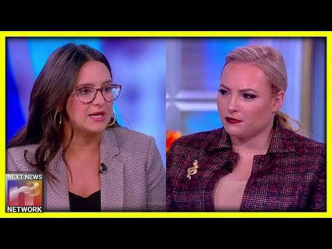 Bari Weiss Takes Meghan McCain's Bait On The View, Openly TRASHES Ilhan Omar