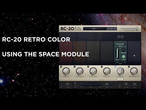 rc-20 retro color demo