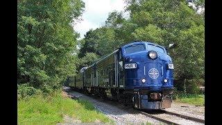 Pan Am Railways OCS on the Worcester Main
