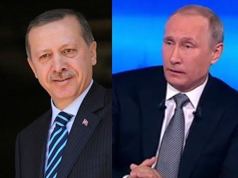 Простил ли Путин Эрдогана?