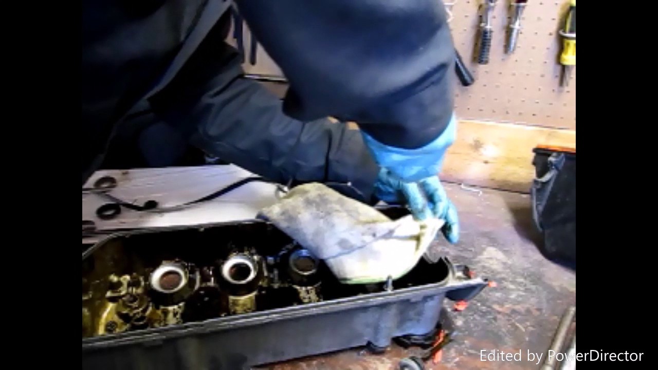 Valve Cover Gasket Replacement 1998 2001 Honda Civic Youtube Engine Diagram