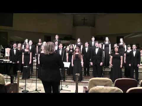 Run To You (Pentatonix cover) CHS Chamber Choir