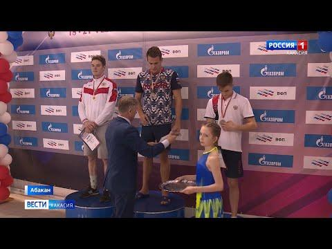 Лучший пловец: среди победителей Первенства Сибири по плаванию двое спортсменов из Хакасии