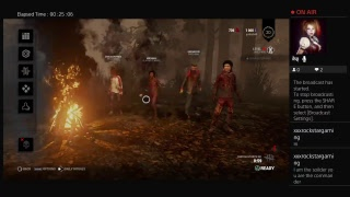 Going to win Dead by Daylight
