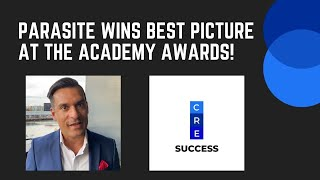 Parasite wins best picture - what are the lessons for business success?