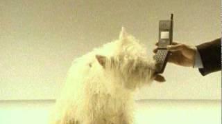 Telefonía móvil NEC (Anuncio del año 1996)