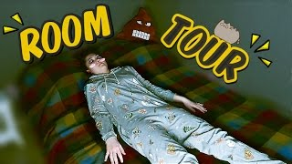 😨 ROOM TOUR | С КЕМ Я СПЛЮ? 😈 💤