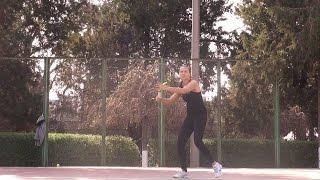 Теннис  Дневник тренировок  35