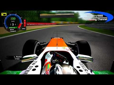 ReDrive - rF1 GP  Monza
