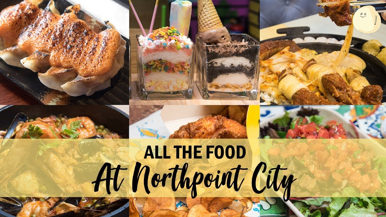Northpoint City – The Ultimate Food Guide To Yishun's Most Exciting
