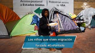 Sector es el más vulnerable ante desplazamientos obligados debido a la violencia, denuncian; se afecta su estado físico, sicológico y emocional por situación de inseguridad