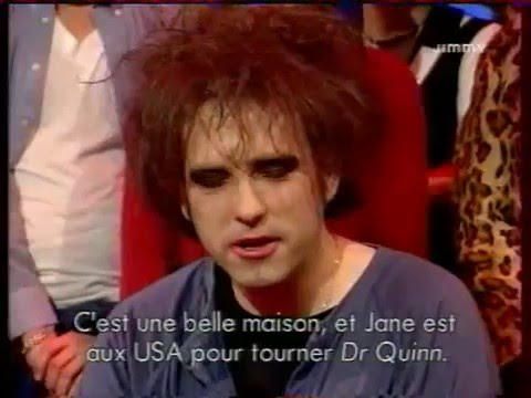 Jools Holland - Robert Smith (The Cure) interview