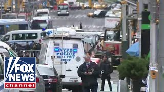 Times Square shooting suspect arrested in Florida: NYPD