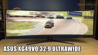 Asus ROG Strix XG49VQ 32:9 monitor review