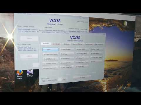 VCDS 18.9 HEX+CAN Windows 7 On Oracle VM VirtualBox (HOSTED BY WINDOWS 10)