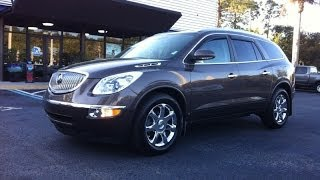 2008 Buick Enclave CXL at Autoline Preowned For Sale Used Test Drive Review Jacksonville