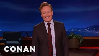 Conan: Trump Is Only Going To Deport Some Of The Astros  - CONAN on TBS