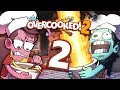 Overcooked 2 - EP 2: Steaming Hot Dumps | SuperMega