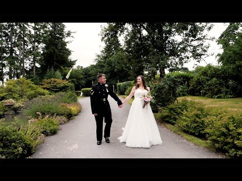 Wedding Video at The Edgemoor Hotel in Devon - Kerri and Dan
