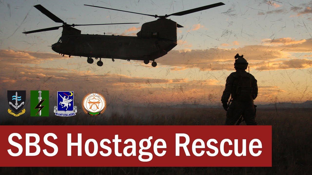 SBS Hostage Rescue in Afghanistan | September 2009