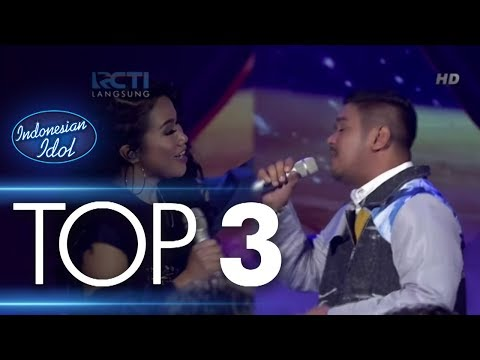 ABDUL ft. YURA - CINTA & RAHASIA (Yura Yunita ft. Glenn Fredly) - Indonesian Idol 2018