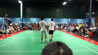 SGVBC Spring Swing 2012 Funky Doubles Final 1080P HD