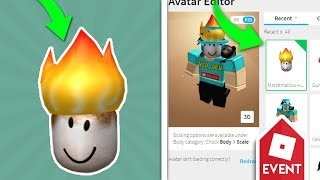 HOW TO GET THE MARSHMALLOW HEAD IN SPAWN WARS! (Roblox Event)