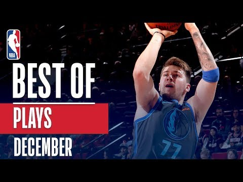 NBA\'s Best Plays | December 2018-19 NBA Season